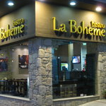 LA Boheme from outside