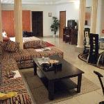 Huge bedrooms