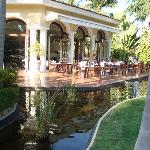 Daytime Dining at Emiliano's at Casa Velas