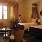 2007年1月に宿泊した3階のデラックスルーム211号室