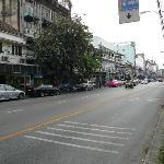 Le boulevard principal