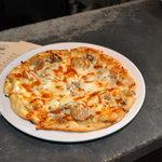 italian sausage & mushroom combo