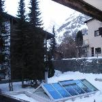 Matterhorn from balcony