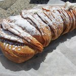"""Lobster Tail"" Pastery"