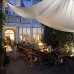 La Terrasse de Chez Liselotte
