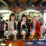 Temporary barmaids