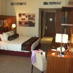 Our Excutive floor room 813