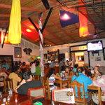 dinner at Dorado's Bar & Grill