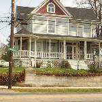 Foto de Eagle Hill Manor Bed & Breakfast