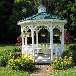 Gazebo for wedding ceremonies