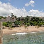 Blue Bay Resort view