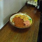 オリジナル海鮮丼