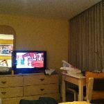 La habitación con LCD 32''