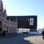 The Museum of the Occupation of Latvia Foto