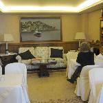 Hotel Angelica breakfast room