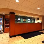 We look forward to welcoming you to the Fairfield Inn Owensboro.