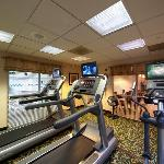 Our fitness center is opened 24 hours a day, 7 days a week.