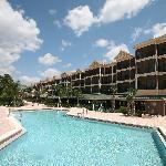 Palisades Resort Heated Pool