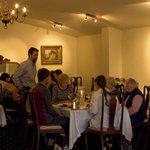 Ratanui Lodge Dining Room