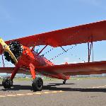 'Lilly Warra', our beautiful biplane.