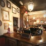 Our bar stocks a great selection of ales, lagers, wines and spirits