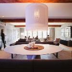 Suite dining/livingroom