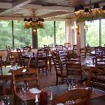 The Mountview Bistro in the Lodge At Fontana Village