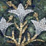 Tre Gigli-mosaico