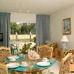 Plum Tree Apartment Living Room