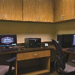 Fully equiped Business Center is free and so is Internet (Wi-Fi and wired - both)!
