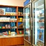 "The hotel's ""Suite Shop"" is very convenient and loaded with items that travelers need."