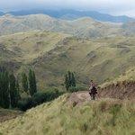 Bajando del Cerro del Alto