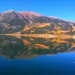 Fall in Twin Lakes