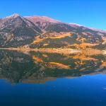 Fall in Twin Lakes