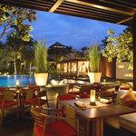 Rin at Conrad Bali