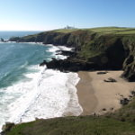 Housel Bay in Cornwall