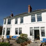 Bay House - Britain's most southerly luxury B&Bver Housel Bay