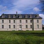 Chateau de Lazenay From The Lake