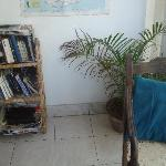 small library