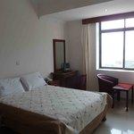 Rainbow Hotel Room