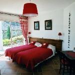 La chambre Vallorcine