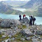 Jotunheimen the great Outdoors