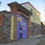 La Puerta Violeta Foto