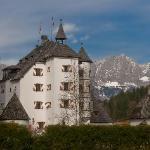 Aussenansicht Schloss Münichau