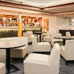 Lounge/Bar area of the Holiday Inn Taunton