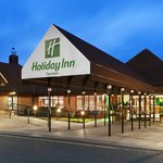 Main Entrancef the Holiday Inn Taunton