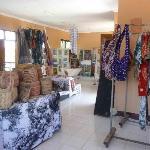 Nyumba ya Sanaa gallery interior