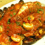 Spano's Seafood Fra Diavolo