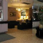 Nice lobby