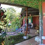 Foto de Hostel and Cabinas Secret Garden